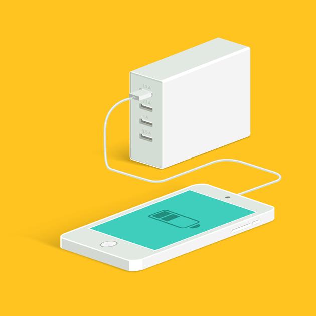 Téléphones reconditionnés - Catégorie - Chargeurs