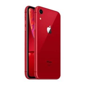 iPhone XR - 64go - Rouge - Téléphones reconditionnés