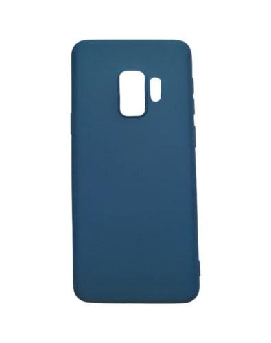 Coque Soft Touch Samsung - Bleu