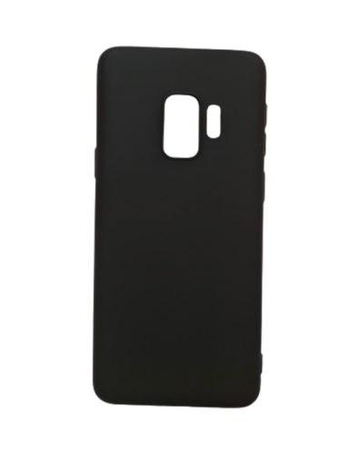 Coque Soft Touch Samsung - Noir